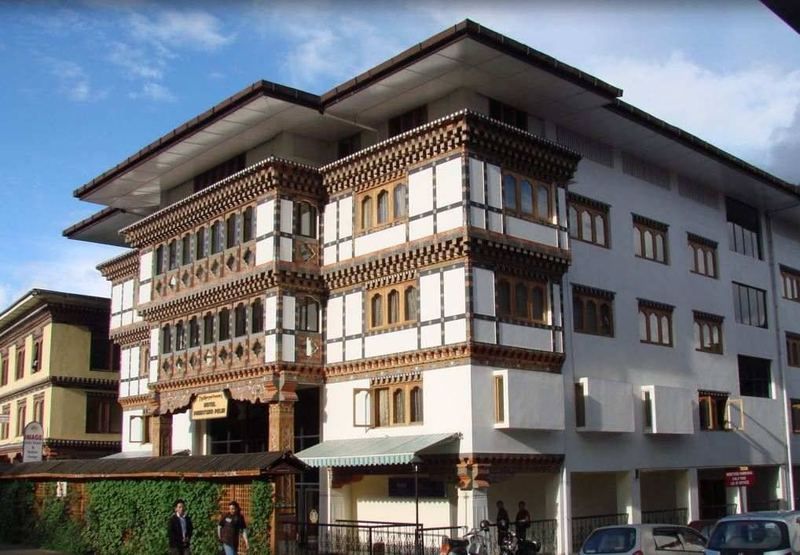 Hotels In Thimpu
