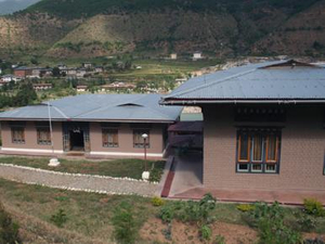 Punatsangchu Cottages