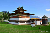 Chimi Lhakhang Fruchtbarkeitskloster